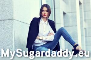 Studentin hofft auf einen wahren Sugar Daddy