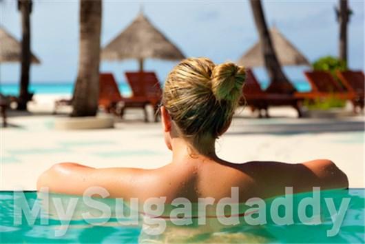 Urlaub mit deinem Sugardaddy