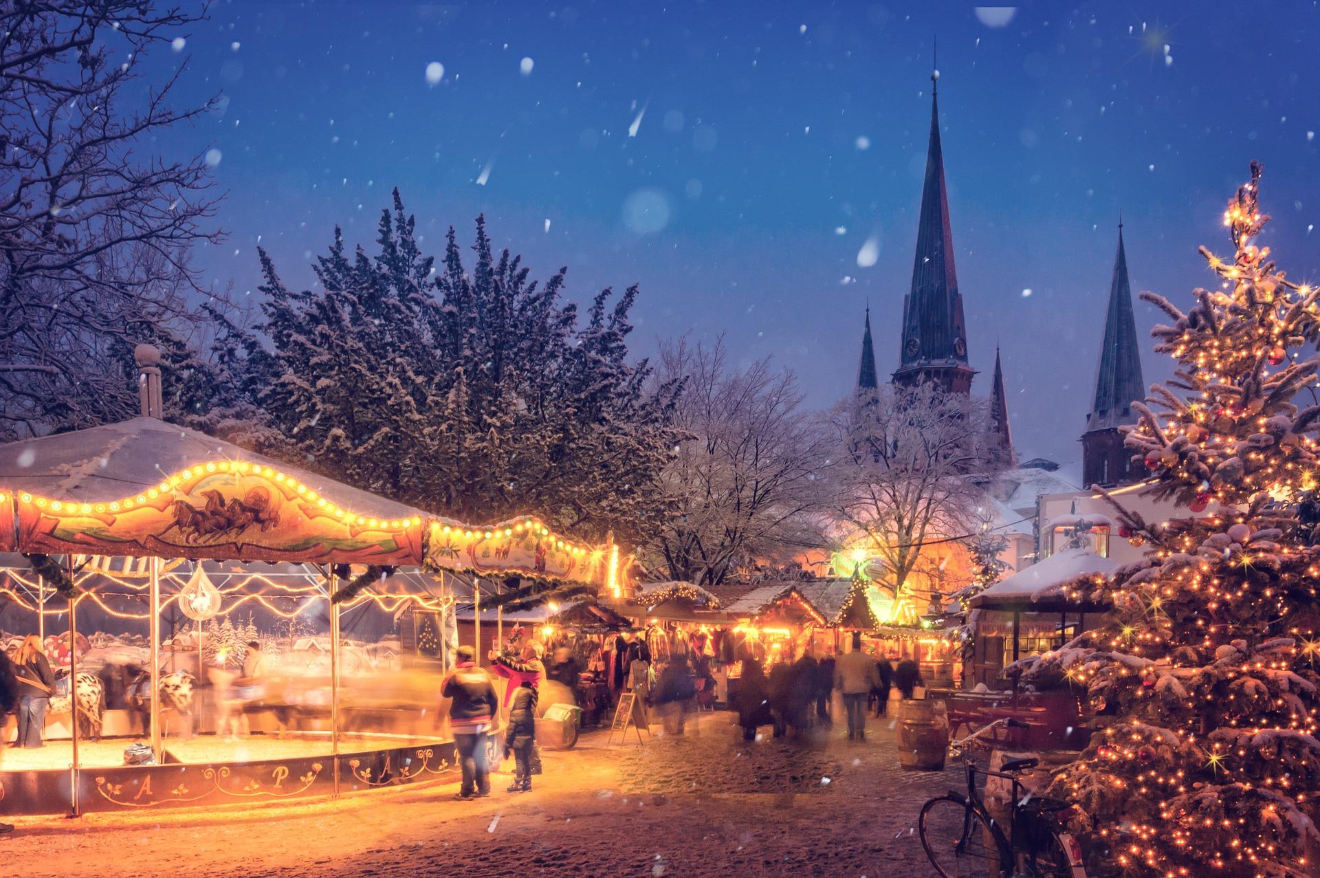 Die schönsten Weihnachtsmärkte für eine romantische Reise