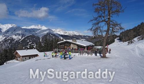 Die schönsten Skigebiete in Italien