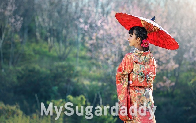 Geisha: Ein orientalisches Sugar Baby?