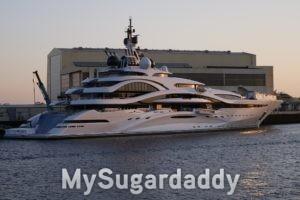 Luxusyacht
