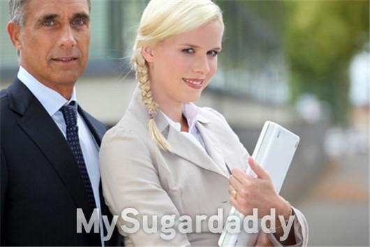Erfolg durch eine Beziehung mit einem Sugar Daddy