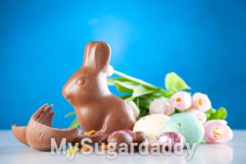 Ostereier und Osterhasen – doch was hat das mit Ostern zu tun?