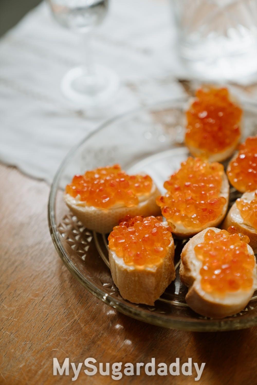 Karviar - Vitamine