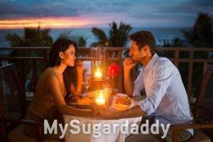 Geburtstagsgeschenke für Frauen: Romantisches Abendessen