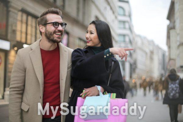 Lachen beim Date